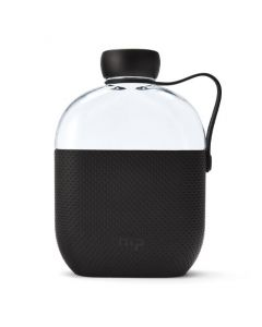 Hip bottle 22oz/650ml in tray - Midnight