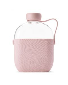 Hip bottle 22oz/650ml in tray - Blush