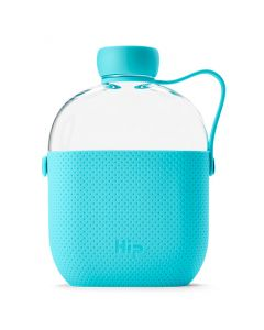 Hip bottle 22oz/650ml in tray - Ocean