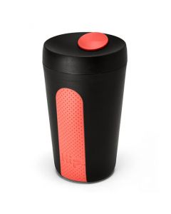 Hip Cup Travel 12oz/355ml - Midnight & Coral
