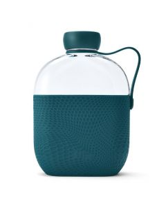 Hip bottle 22oz/650ml in tray - Jade