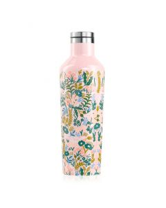 16oz/475ml Corkcicle Canteen - Rifle Pink Tapestry