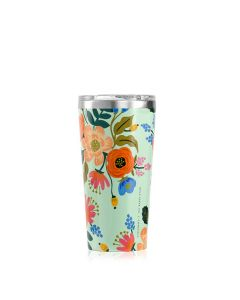 16oz/475ml Corkcicle Tumbler  - Rifle Lively Floral
