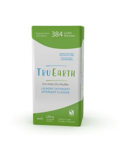 Tru Earth Eco-Strips Laundry Detergent - Fragrance Free - 384 loads
