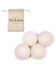 Tru Earth Wool Dryer Balls - 4pk